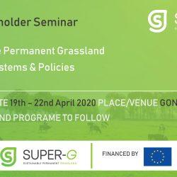 2nd SUPER-G stakeholder Seminar