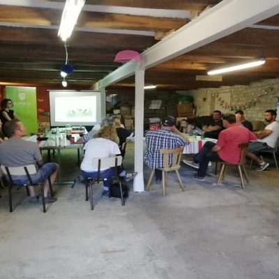 Meuse Co-innovation Workshop – CRAGE