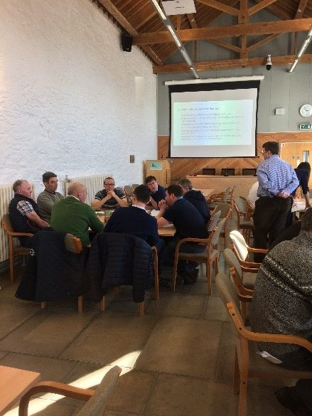 1st Northern Ireland GrassCheck Co-innovation Workshop – AgriSearch