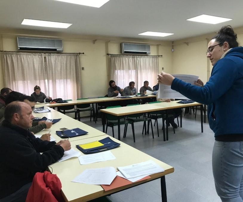 1st Spanish Co-innovation Workshop – UCO