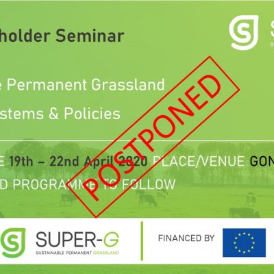 2nd Stakeholder Seminar Postponed