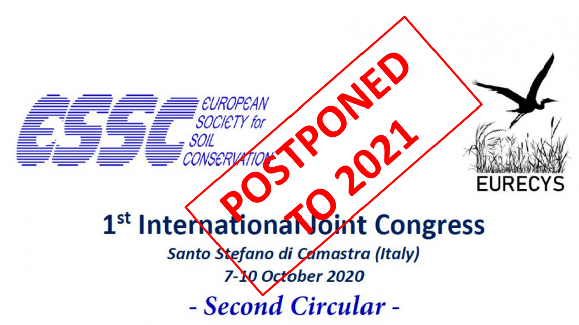 """1st International Joint Congress on """"Sustainable Management of Cultural Landscapes in the contest of the European Green Deal"""" 