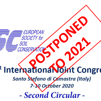 "1st International Joint Congress on ""Sustainable Management of Cultural Landscapes in the contest of the European Green Deal"" 