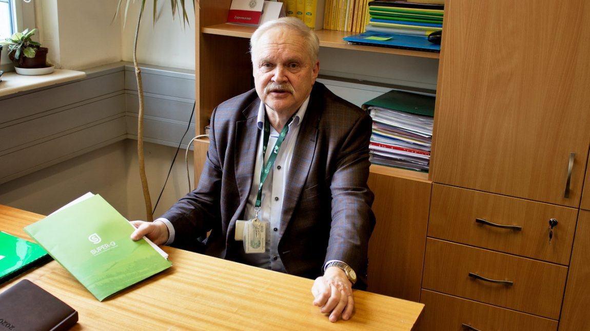 Professor Piotr Stypiński was interviewed for the Polish Weekly Agricultural Guide