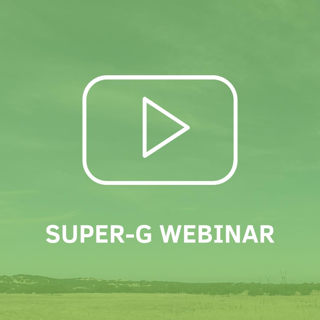 SUPER-G Webinar – Pros & Cons of Multi-Species Swards