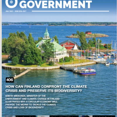 New launch of Open Access Government July 2021 edition